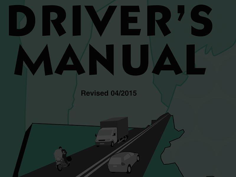 mass drivers manual practice test